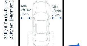 1 Car Garage Plan No 3844 By Behm Design 16u0027 X 24u0027  Garage Dimensions Of One Car Garage