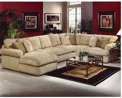 Robert Michael Fifth Avenue Sectional Feather & Down Filling at