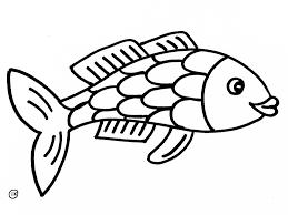 Kleurplaat Mooiste Vis Van De Zee Kleurplaat Voor Kinderen