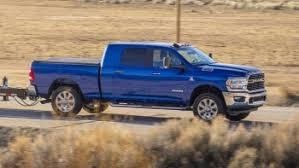 2019 Ram 2500, 3500 Heavy Duty get Lone Star trim - Autoblog