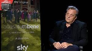 Gabriele Muccino: «A Casa Tutti Bene, la mia serie è un ring emozionale»