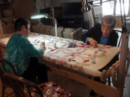 Hand Quilting Lives | Averyclaire & One ... Adamdwight.com