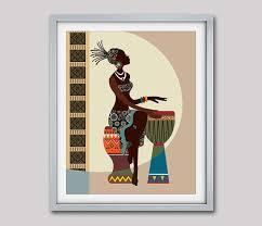 african art african american wall art african woman african art painting black woman painting african decor black woman on african woman wall art with african art african american wall art african woman african art
