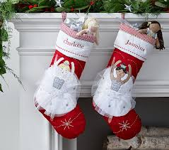 Silver Ballerina Quilted Stocking | Pottery Barn Kids | Babies and ... & Silver Ballerina Quilted Stocking | Pottery Barn Kids Adamdwight.com