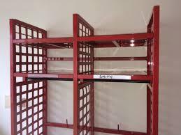 fire rescue turnout gear storage racks