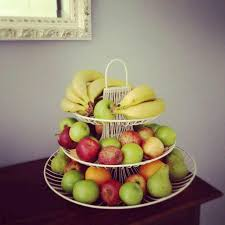 3 tier fruit stand kitchen
