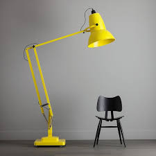 anglepoise giant 1227 floor lamp in vibrant colours for at bouf