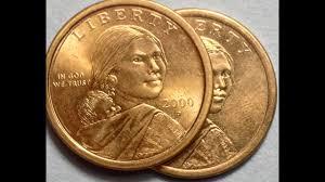 Sacagawea Gold Dollar Value Chart No Date Sacagawea Dollar Coins