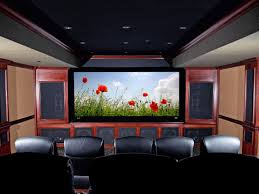 media rooms and home theaters by budget