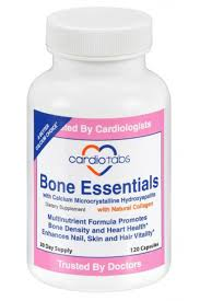 Highly <b>Absorbable Calcium</b> Supplement - Promotes Bone Density