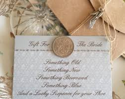 gifts for the couple etsy uk Wedding Invitation Charms Uk gift for the bride lucky sixpence bride good luck wedding gift Unique Wedding Invitations UK