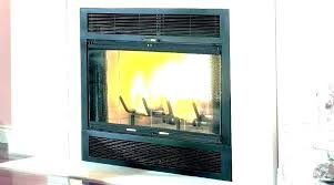 fireplace glass doors open or closed fresh gas fireplace glass doors for custom