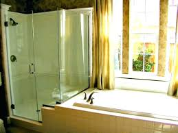 hard water stains on glass shower doors how to remove hard water stains from glass shower