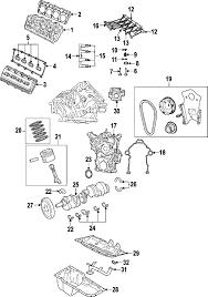 parts com® jeep engine engine parts valve cover gasket gasket 2006 jeep grand cherokee srt8 v8 6 1 liter gas cylinder head valves