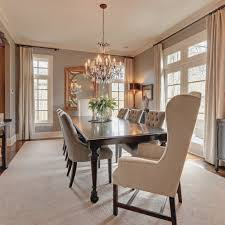 correct height for chandelier above dining room table chandelier