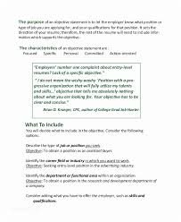 Customer Service Resume Objective Examples Stunning Customer Service Resume Objective 40 Sample Customer Service