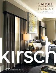 kirsch curtain rods kirsch basics by fabrics kirsch basics offers the essentials from traverse curtain rods