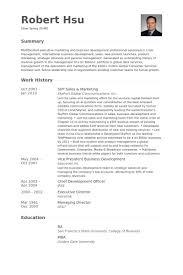 Outside Sales Resume Template Unique Vp Sales Marketing Resume Samples VisualCV Resume Samples Database