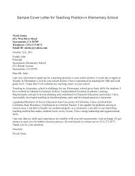 Cover Letter For University Job How To Write Cover Letter For