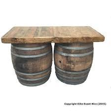 wine barrel furniture plans. Perfect Wine 2 Barrel Bar Table Elite Event Hire Manufacture Regarding Wine Design 3 And Furniture Plans