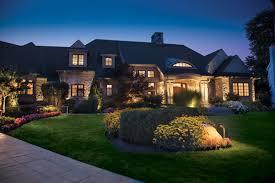 image of 120v landscape lighting home design ideas and pictures with regard to 120v landscape