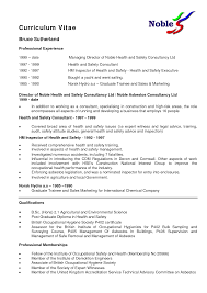 Cv Resume New Zealand Cv Resume Template Nz Registered Nurse Cv