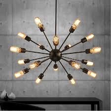 mordern nordic retro pendant light edison bulb lights fixtures re industriel iron loft antique diy e27 spider ceiling lamp in pendant lights from lights