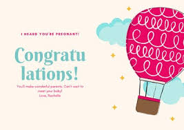 Congratulations Design Customize 215 Congratulations Cards Templates Online Canva