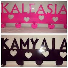 Personalized Kids Coat Rack Personalized Kids Coat Rack In Natural Finish With Shelf Choice Of 18