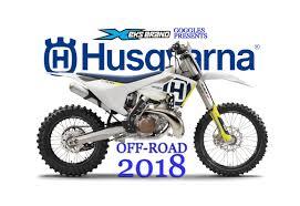2018 honda 350 2 stroke. brilliant honda 2018 husqvarna offroad bikes for honda 350 2 stroke