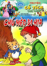 Chú Mèo Đi Hia - Truyện Cổ Tích Thế Giới