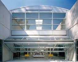 nissan wilson industrial doors clear vue glass bi fold door