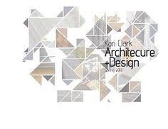 architecture design portfolio. Beautiful Title Page. Portfolio Design Architecture A