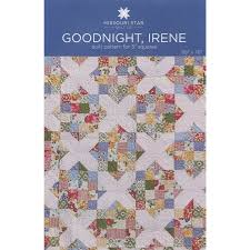 Goodnight, Irene Quilt Pattern by MSQC - MSQC - MSQC — Missouri ... & Goodnight, Irene Quilt Pattern by MSQC Adamdwight.com