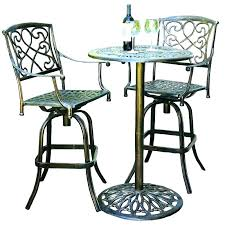 counter height bistro set counter height bistro set bar table tables perfect high outdoor target counter