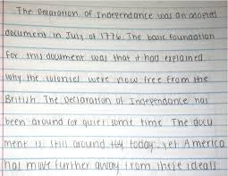 declaration of independence historyrewriter background knowledge