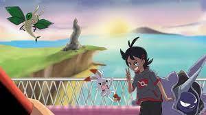 Supakorn sahunon - pokemon go anime