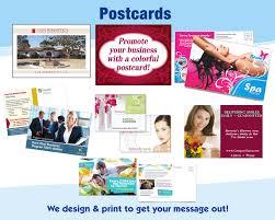 Postcard Formats Postcards Universal Press Inc Print Copy Center