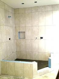 12 x 24 tile shower patterns porcelain layout