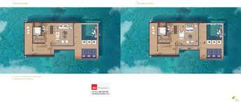 Floating House Plans Floor Plans The Floating Seahorse The World Islands By Kleindienst