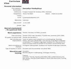 Outstanding Us Standard Resume Format Ornament Documentation
