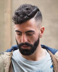 Hair Style For Men With Curly Hair 50 best blowout haircut ideas for men high 2017 trend 6602 by wearticles.com