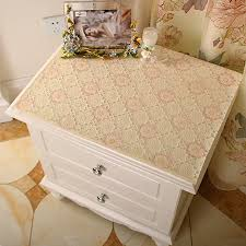 get quotations coated multifunctional bedside cabinet cover fabric cover tv cabinet dresser dressing table cloth tablecloth dining table