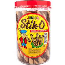 We would like to show you a description here but the site won't allow us. Stiko Jr Chocolate Wafer Sticks 380g Snacks Walter Mart