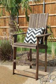 Tall adirondack chair plans French Creative