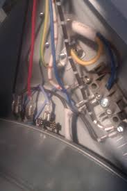 tumble dryer wiring attached images
