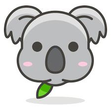 Animal Icon Animal Koala Free Icon Of Another Emoji Icon Set