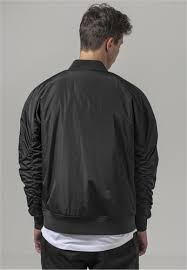 <b>Куртка URBAN CLASSICS Oversized</b> Bomber Jacket Black ...