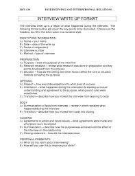 paper image result for how to write an interview in apa format  image result for how paper best photos of narrative interview essay example interview