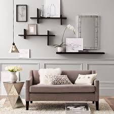 awesome living room wall shelf how to decorate lovable idea 12 elegant decorating wallpaper decor color